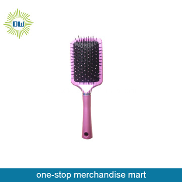 stylish massage hairbrush with paddle